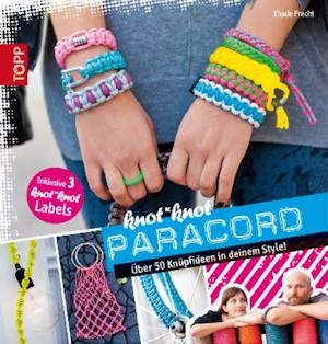 Boek Paracord - Knopen is Hot