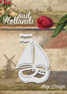 Die - Amy Design - Oud Hollands - Klompboot - ADD10049