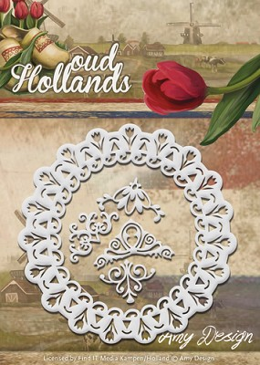 Die - Amy Design - Oud Hollands - Tulip Frame - ADD10047
