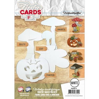 Figure Cards 5 - Wit - FGCS005-01