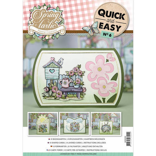 Quick and Easy 6 - Spring-tastic - QAE10006