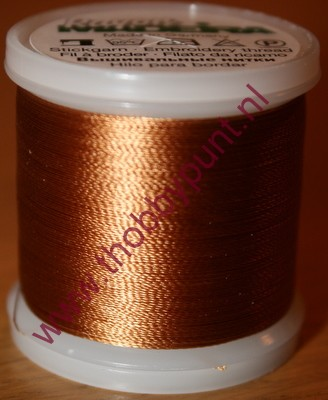 Madeira Rayon 40 Garen - Light Brown Sugar - 200 meter - Kleur: 9840 - 1126