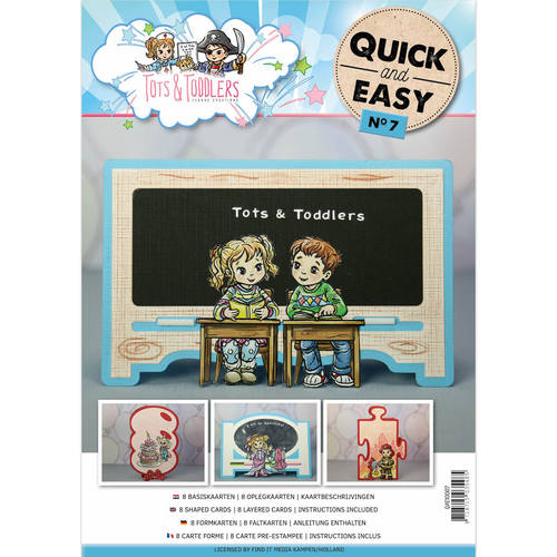 Quick and Easy 7 - Tots and Toddlers - QAE10007