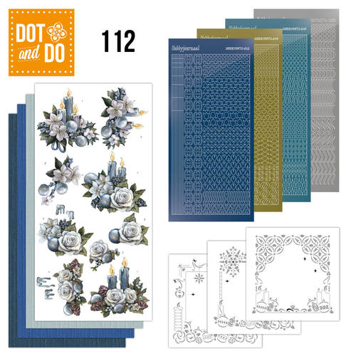Dot and Do 112 -The Feeling of Christmas - Dodo112