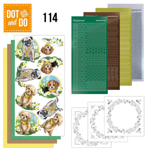 Dot and Do 114 - Dogs - Dodo114