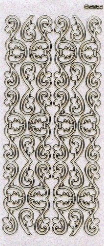 Shiny Details - Home Deco Borders - Goud - 2.05322