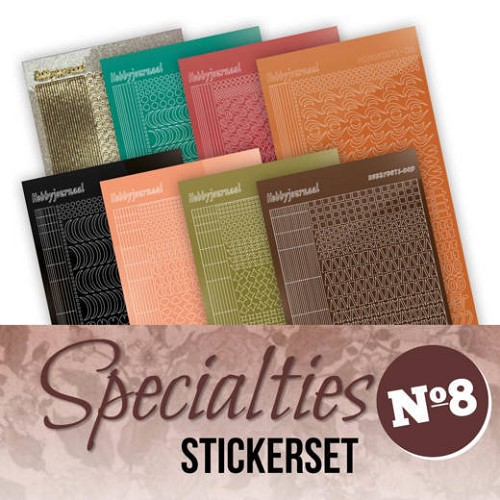 Stickerset Specialties 8 - Specsts008