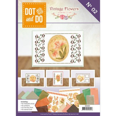 Dot and Do A6 Boek 2 - DODOA6002