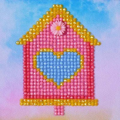Diamand Dotz - Home Sweet Home - DD1.002