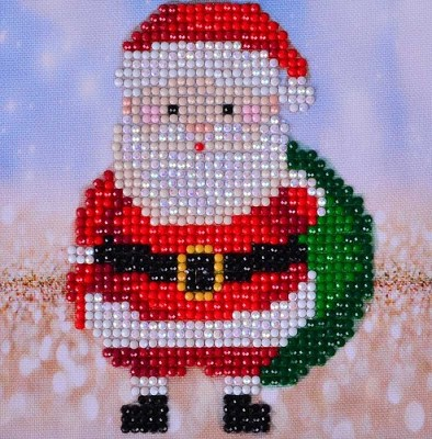 Diamand Dotz - Santa Claus Sack Picture - DD2.029
