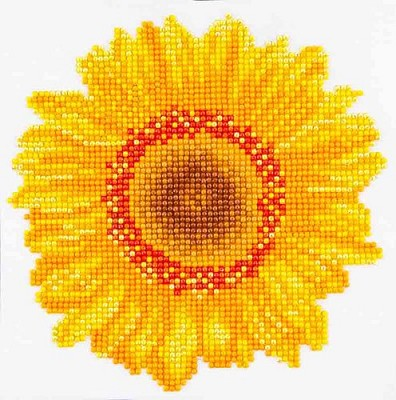 Diamand Dotz - Happy Day Sunflower - DD3.004
