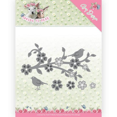Dies - Amy Design - Spring is Here - Blossom Branch - ADD10171