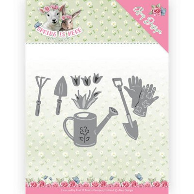 Dies - Amy Design - Spring is Here - Garden Tools - ADD10170