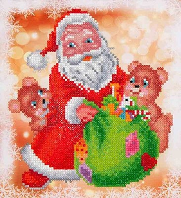 Diamand Dotz - Santa & Teddies - DD3.011