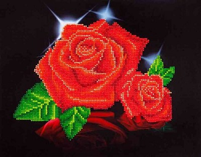 Diamand Dotz - Red Rose Sparkle - DD5.002
