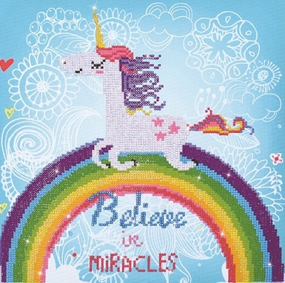Diamond Dotz - Believe in Miracles - DD7.015