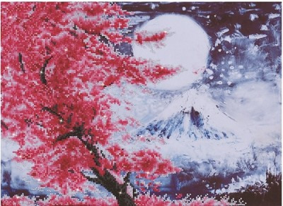 Diamond Dotz - Cherry Blossom Mountain - DD9.015