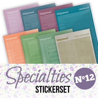 Specialties 12 Stickerset - Specst012