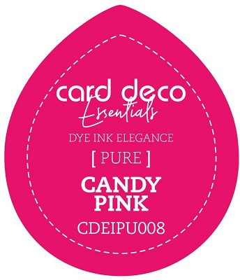 Card Deco Essentials Fade-Resistant Dye Ink - Candy Pink - CDEIPU008