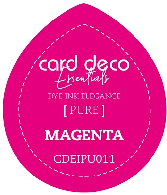 Card Deco Essentials Fade-Resistant Dye Ink - Magenta - CDEIPU011