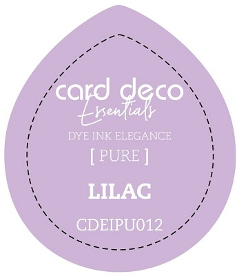 Card Deco Essentials Fade-Resistant Dye Ink - Lilac - CDEIPU012