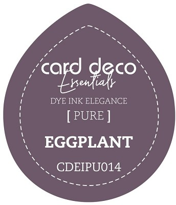 Card Deco Essentials Fade-Resistant Dye Ink - Eggplant - CDEIPU014