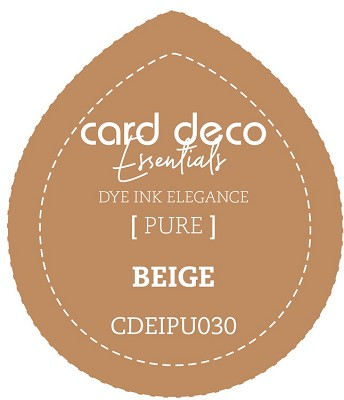 Card Deco Essentials Fade-Resistant Dye Ink - Beige - CDEIPU030