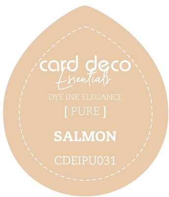 Card Deco Essentials Fade-Resistant Dye Ink - Salmon - CDEIPU031