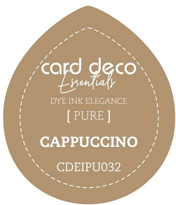 Card Deco Essentials Fade-Resistant Dye Ink - Cappuccino - CDEIPU032