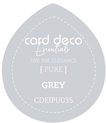 Card Deco Essentials Fade-Resistant Dye Ink - Grey - CDEIPU035