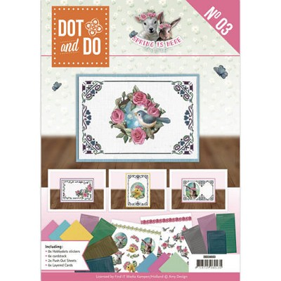 Dot and Do A6 Boek 3 - DODOA6003