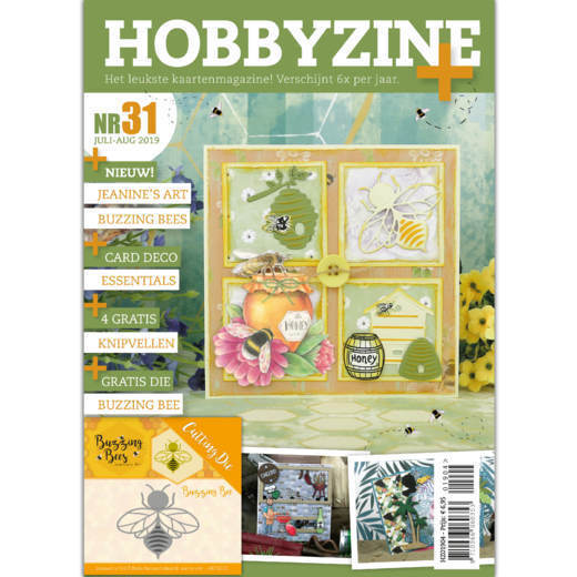Hobbyzine Plus 31 - HZ01904