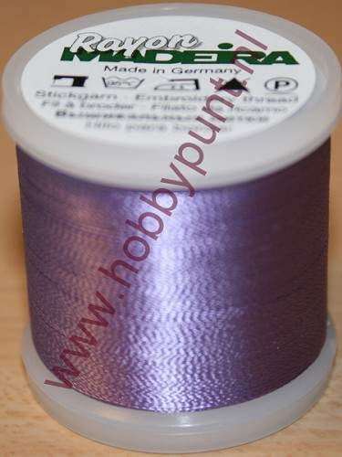 Madeira Rayon 40 - Dusty Lavender - 200 meter - Kleur: 9840-1311