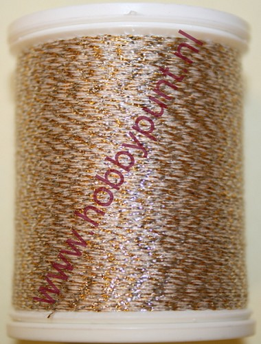 Madeira Glamour 12 - 200 meter - Silver Gold - 9806-3225