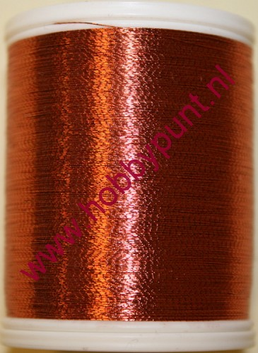 Madeira Metallic 40 - 1000 meter - Kleur: 9846-COPPER