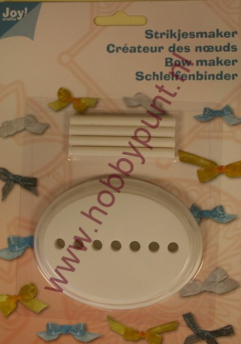Strikjesmaker - Joy Crafts - 6200/0021