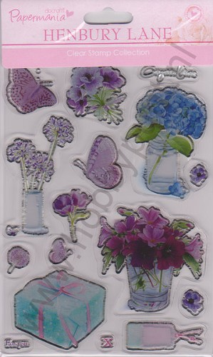 Clearstamps - Henbury Lane - Docrafts - PMA9071107