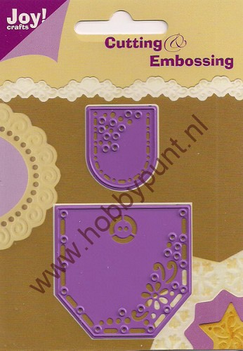Snijmal en Embosmal - Ornamenten - Joy Crafts - 6002/0060