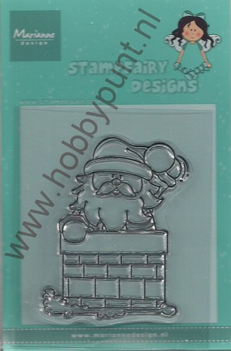 Clear Stamp - Stampfairy - Fairy Chimney - Marianne Design - SF1105