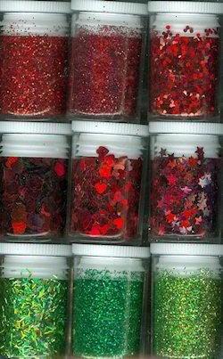 Glitters - Hobby & Crafting Fun - Kerst