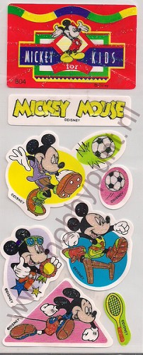 Stickers - Mickey for Kids - B04