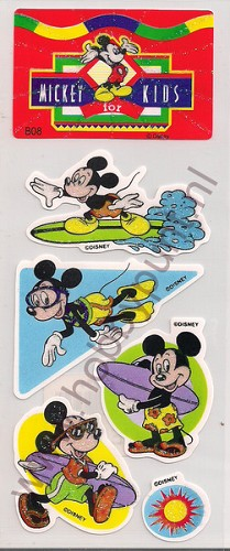 Stickers - Mickey for Kids - B08