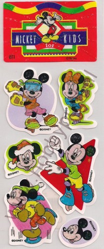 Stickers - Mickey for Kids - B11