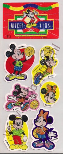 Stickers - Mickey for Kids - B12