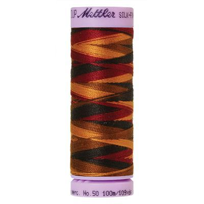 Mettler Silk Finish Multi nr 50 - 100 meter - Kleur: 9863
