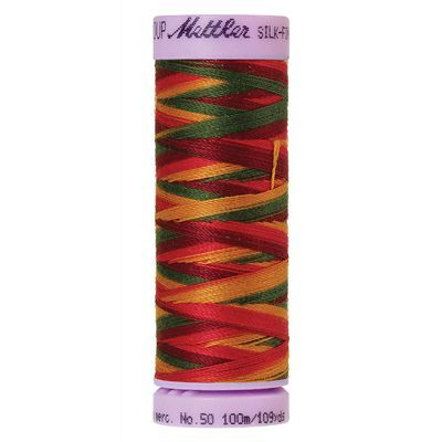Mettler Silk Finish Multi nr 50 - 100 meter - Kleur: 9851