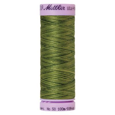 Mettler Silk Finish Multi nr 50 - 100 meter - Kleur: 9818