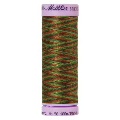 Mettler Silk Finish Multi nr 50 - 100 meter - Kleur: 9822