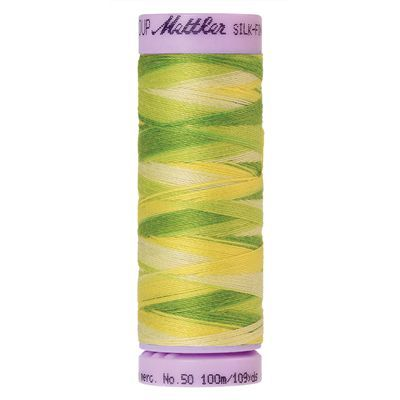 Mettler Silk Finish Multi nr 50 - 100 meter - Kleur: 9830