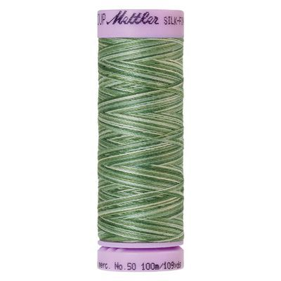 Mettler Silk Finish Multi nr 50 - 100 meter - Kleur: 9819